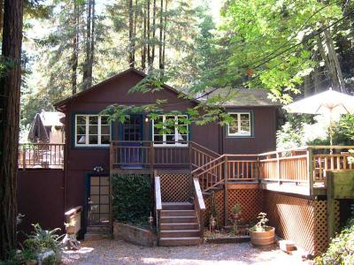 Russian River vacation rentals Property ID 14555