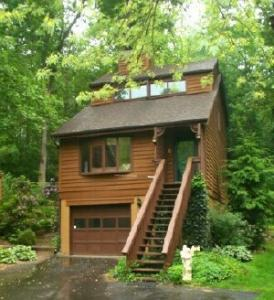 VacationsFRBO Asheville Vacation Rentals Property ID 14698 Luxury Dream Chalet