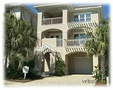 Destin vacation rentals Property ID 14912