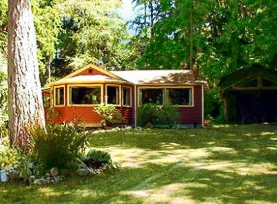VacationsFRBO Whidbey Island Vacation Rentals Property ID 15601 Redwood Retreat Cottage