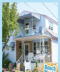 VacationsFRBO Wildwood Vacation Rentals Property ID 15786 Wildwood-BEACH BLOCK APARTMENTS