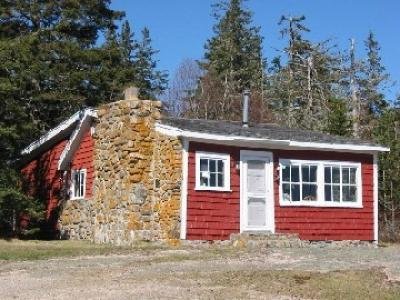 VacationsFRBO Brooklin Vacation Rentals Property ID 15885 Guest House