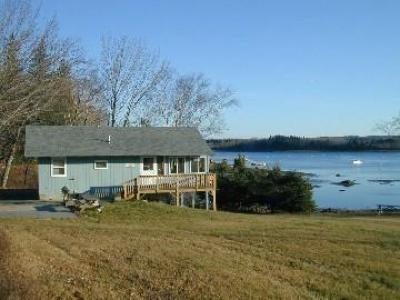 VacationsFRBO Sedgwick Vacation Rentals Property ID 15934 Low Tide