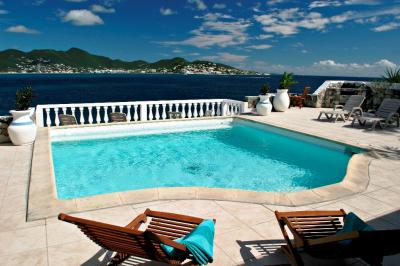VacationsFRBO Marigot Vacation Rentals Property ID 16098 SEASIDE RETREAT
