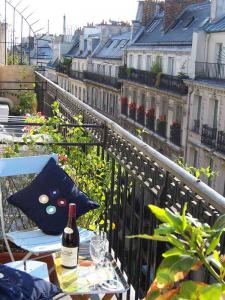 VacationsFRBO Paris Vacation Rentals Property ID 16182 Pigalle Panorama