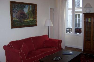 VacationsFRBO Paris Vacation Rentals Property ID 16183 Magnifique Monceau