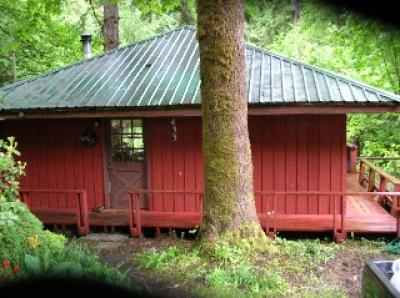 VacationsFRBO Mount Saint Helens Vacation Rentals Property ID 16211 Elk Creek Falls Cottage Rental