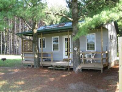 VacationsFRBO Clare Vacation Rentals Property ID 16347 Old 27 Cabin #1