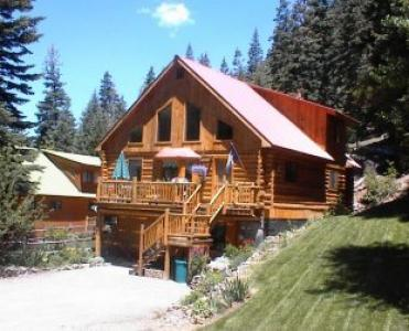VacationsFRBO Ouray Vacation Rentals Property ID 16357 Elkhorn Ridge Log Home