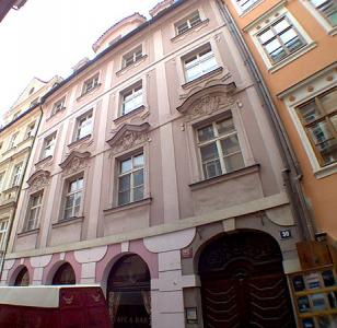 VacationsFRBO Prague Vacation Rentals Property ID 16415 Old Town - Karlova street apartment