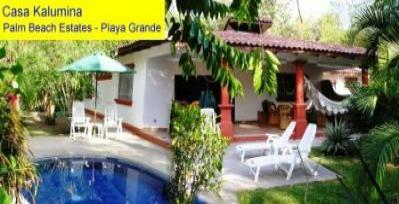 VacationsFRBO Playa Grande Vacation Rentals Property ID 16999 Casa Kalumina
