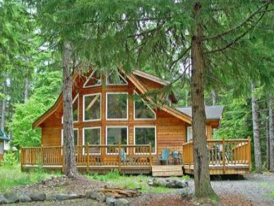 VacationsFRBO Mount Rainier Vacation Rentals Property ID 17093 Crystal Chalet