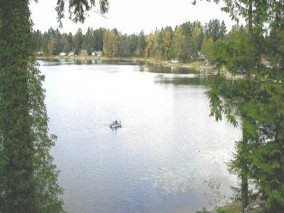 VacationsFRBO Olympia Vacation Rentals Property ID 17418 Cottage by the Lake