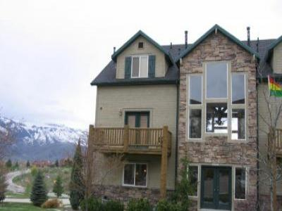 VacationsFRBO Snowbasin Vacation Rentals Property ID 17719 Eden Condo #2