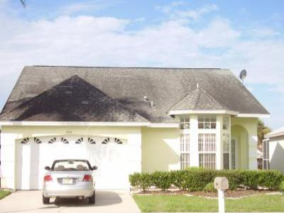 VacationsFRBO Disney World Vacation Rentals Property ID 17778 3 bed pool home