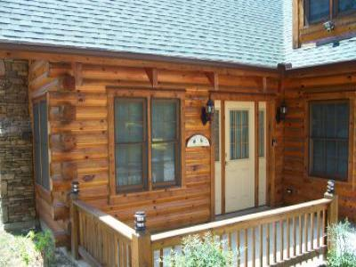 VacationsFRBO Branson Vacation Rentals Property ID 18302 Aspen Log Cabin