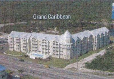VacationsFRBO Orange Beach Vacation Rentals Property ID 18326 #303 Grand Caribbean