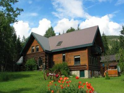 VacationsFRBO Golden Vacation Rentals Property ID 18381 kicking Horse Canyon