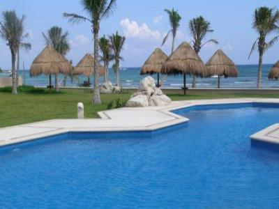 VacationsFRBO Puerto Aventuras Vacation Rentals Property ID 18456 Vista del Mar