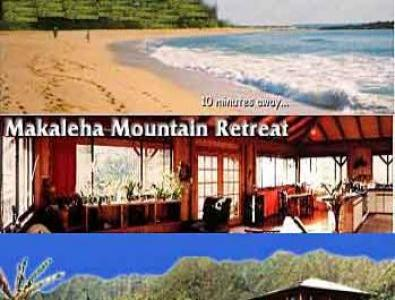 VacationsFRBO Kapaa Vacation Rentals Property ID 18472 makaleha mountain retreat