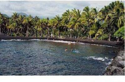 VacationsFRBO Black Sand Beach Vacation Rentals Property ID 18532 The Black Sand Beach Rental
