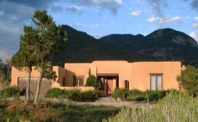 VacationsFRBO Taos Vacation Rentals Property ID 18650 Casa Coyote