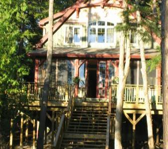 VacationsFRBO Lake Rosseau Vacation Rentals Property ID 19343 Lake Rosseau Rental