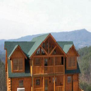 VacationsFRBO Pigeon Forge Vacation Rentals Property ID 19702 Bear Foot N`