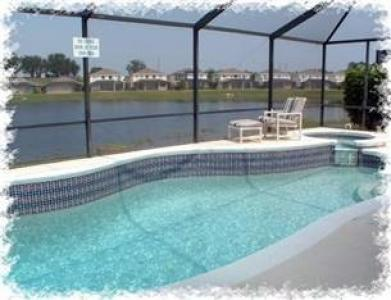 VacationsFRBO Kissimmee Vacation Rentals Property ID 19765 Sunset Vista Lakeside Villa