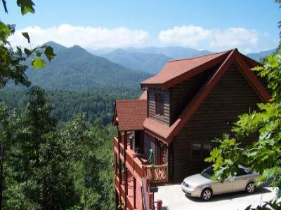 VacationsFRBO Franklin Vacation Rentals Property ID 19904 Smoky Mountain Heaven