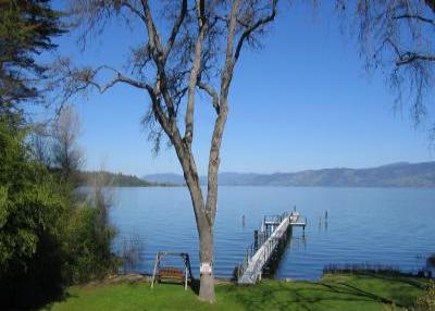 VacationsFRBO Kelseyville Vacation Rentals Property ID 20030 Heron House Lakefront Vacation Rental