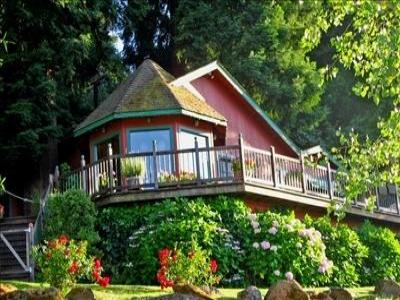VacationsFRBO Healdsburg Vacation Rentals Property ID 20284 Redwood Tree House