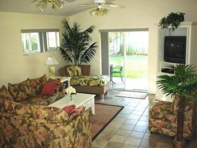VacationsFRBO New Smyrna Beach Vacation Rentals Property ID 20490 Pool House w/WIFI 2 Minutes to Beach!
