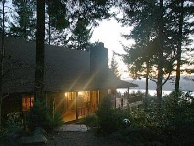 VacationsFRBO San Juan Islands Vacation Rentals Property ID 20950 Timber Lodge Orcas