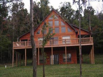 VacationsFRBO Deep Creek Lake Vacation Rentals Property ID 21186 Majestic Sunrise