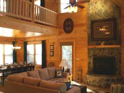 VacationsFRBO Blue Ridge Vacation Rentals Property ID 21926 Big Sky Lodge