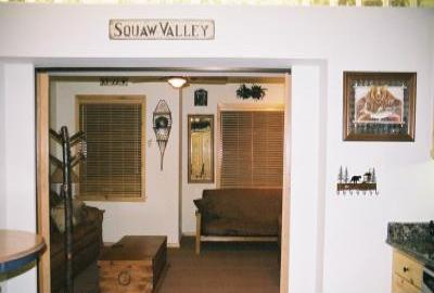 Squaw Valley vacation rentals Property ID 21940