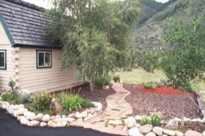VacationsFRBO Salida Vacation Rentals Property ID 21957 Colorado Escape Log Cabin