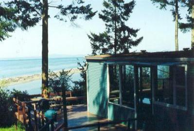 VacationsFRBO Sequim Vacation Rentals Property ID 22061 10:000 Waves Shorefront Cabin