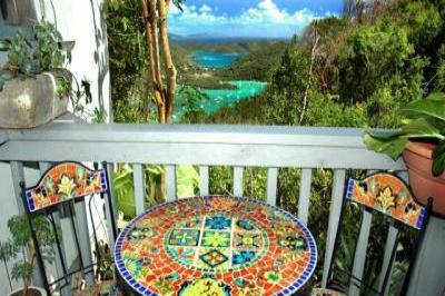 VacationsFRBO St John Vacation Rentals Property ID 22169 Stonegarden Cottage - Lower Level