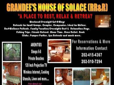 VacationsFRBO Solomons Island Vacation Rentals Property ID 22834 Grandee`s House of Solace