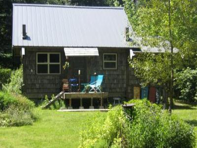VacationsFRBO Westfir Vacation Rentals Property ID 23480 Cowboy Cabin
