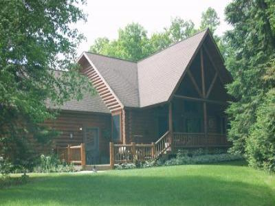 VacationsFRBO Curtis Vacation Rentals Property ID 23790 Curtis Log Home/Cabins