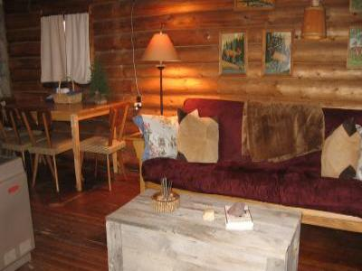 VacationsFRBO Red Lodge Vacation Rentals Property ID 24162 Baby Bear Cabin