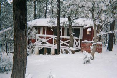 VacationsFRBO Pine Vacation Rentals Property ID 24203 Cozy cabin in Pine