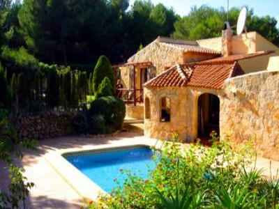VacationsFRBO Costa Blanca Vacation Rentals Property ID 24700 The Hideaway Spa Guest House