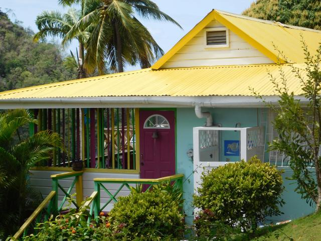 Marigot vacation rentals Property ID 24740