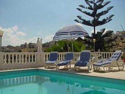 VacationsFRBO Mellieha Vacation Rentals Property ID 25122 Villa with Swimming-Pool