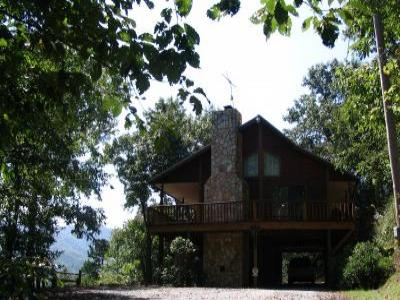 VacationsFRBO Bryson City Vacation Rentals Property ID 25666 Treetops