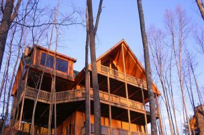 VacationsFRBO Blue Ridge Vacation Rentals Property ID 25721 Warren`s Ridge